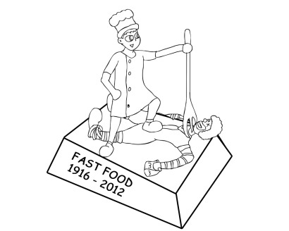 Death of Fast Food